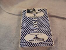 Vintage Frontier Casino Playing Cards Las Vegas Bee