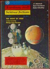 MAGAZINE OF FANTASY & SCIENCE FICTION.  1957 JUNE