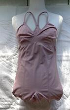 Spanx Lavender Pajama Romper One Piece Ladies Women Small Shapewear Sleepwear