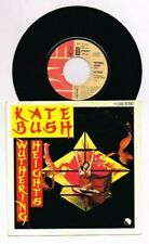 """KATE BUSH """"WUTHERING HEIGHTS"""" GERMANY  7"""" RARE"""