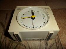Uhr Wecker Braun 4836 mit fehler