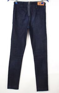 Acne Femme SKIN RINSE Jeans Extensible Taille W27 L32 AVZ1384