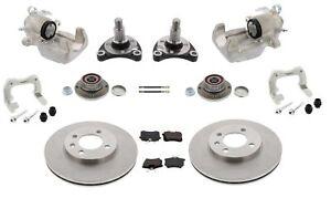 Reassembly For VW Golf 1 2 Passat Corrado Rear Brake 10 3/32in Brake Vented