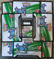 Pokemon Trading Card Game Online Champion's Path Redemption Codes Lot Of 20