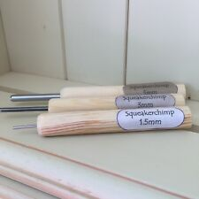 Paper Bead Tool Set, Paper Bead roller, UK Seller 1.5mm, 3mm & 5mm Eco Recycled