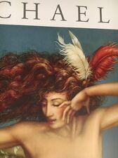 Night Flight: Michael Parkes: Steltman Galleries New York: Poster