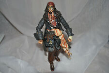 "6 3/4"" Disney Captain Jack Sparrow Action Figure High Quality Jointed"