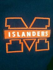 Team issued / worn Markham Islanders Varsity team jacket. GTHL MTHL P.K. Subban
