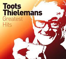CD Toots Thielemans Harmonica Celebration  2CDs