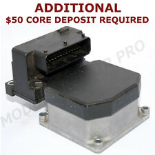99 - 2003 SAAB 9-3 9-5 ABS Pump Control Module 0273004451  Exchange  0265220556