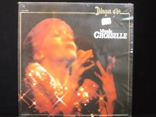 DISQUE D'OR NICOLE CROISILLE GATEFOLD FRENCH IMPORT VINYL LP