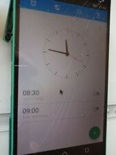 Sony Xperia Z3 16GB + accessories - working but broken screen and case