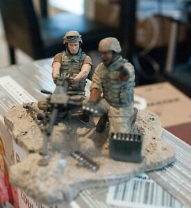 McFarlane Military Redeployed 2 Army MK-19 40MM Grenade Launcher Deluxe Loose