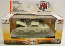 1966 '66 MUSTANG FASTBACK 2+2 GT M2 MACHINES DETROIT MUSCLE R34 DIECAST 2016