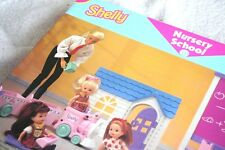 VTG SHELLY NURSERY SCHOOL (KELLY BARBIE, GUARDERIA, DOLL). BRAND NEW, OLD STOCK!