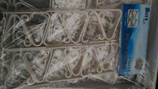 12 pinzas para sujetar manteles de papel fiestas SUJETA MANTEL