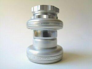 *NOS Vintage 1980s SHIMANO 600 EX silver aluminium headset (HP-6200)*