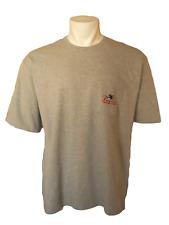 Herren Cherokee Paradise Handel Firma T-Shirt (XL) Grau C3125