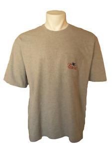 Mens Cherokee Paradise Trading Company T-Shirt (XL) Gray C3125