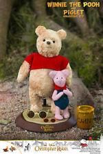 "Hot Toys Movie Masterpiece ""Christopher Robin"" Pooh & Piglet (2Item Set)"