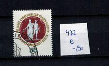 Briefmarken Berlin 472 gestempelt Athene und Hermes - Siegel