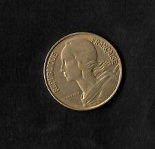 France 1969 20 centimes pièce