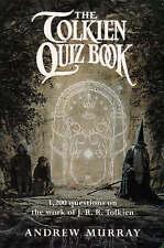 The Tolkien quiz book-ExLibrary