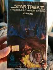 New FASA Star Trek RPG Search For Spock Game