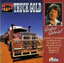 Gunter Gabriel Truck Gold (compilation, 14 tracks, #5232642) [CD]