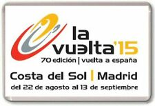 VUELTA A ESPAÑA 2015 ciclismo Imán de Nevera