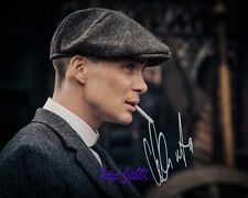 Cillian Murphy Peaky Blinders SIGNED AUTOGRAPHED 10X8 PRE-PRINT PHOTO