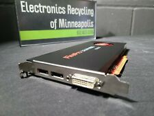 AMD FirePro V5900 2GB GDDR5 PCIe x16 Graphics Card Display Port DVI Single Slot
