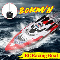 RC Boat Remote Control Twin Motor High Speed Boat RC Racing Outdoor Toy RC Boat