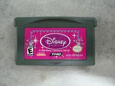Disney Princess (Nintendo Game Boy Advance, 2003) game only