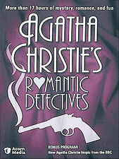 Agatha Christie's Romantic Detectives (DVD, 2006, 7-Disc Set) TOMMY TUPPENCE,ETC
