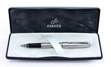 Parker Sonnet 1994 - 2003 Rollerball Pen Stainless CT Gift Boxed NEW No Reserve