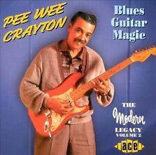 Modern Legacy, Vol. 2: Blues Guitar Magic by Pee Wee Crayton (CD, Jun-2000 )
