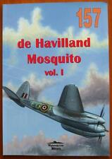 de Havilland Mosquito vol.1 - Aircraft Monograph by Militaria