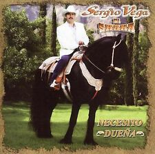 Vega, Sergio : Necesito Duena CD