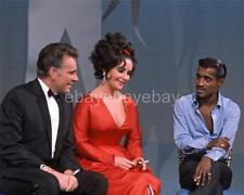 sammy davis show '66 liz elizabeth taylor richard burton photo MILTON GREENE re3