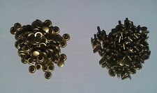 2 pc. Brass Compression / Speedy Rivets