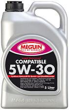 2x 5 Liter Motoröl SAE 5W30 longlife 3 VW Meguin Megol Compatible 5w 30 10 Liter
