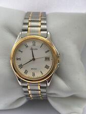 Citizen Mens Quartz Vintage 50 MT Calendar Bracelet Watch 2510-R16727