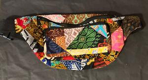 Bumbag Money Belt patchwork Handmade Hippy Boho Festival Hippie Fair Trade
