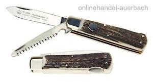 PUMA Jagdtaschenmesser 2-teilig Taschenmesser Klappmesser Messer
