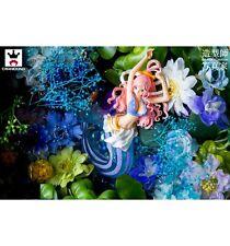 Banpresto One piece Shirahoshi Creator X Creator - Bleu