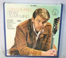 """7"""" Reel Tape- Glen Campbell ~ Gentle on My Mind ~ 3.75 IPS Tested R"""