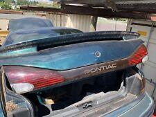 OEM GM Pontiac Bonneville Center Brake Reverse Trunk Tail Light