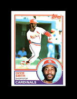 1983 Topps #540 Ozzie Smith NM-MT or Better Vintage Baseball Card