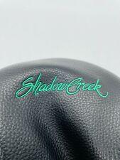 Shadow Creek Las Vegas Black Leather 3 Wood Fairway Golf Headcover Mint Rare